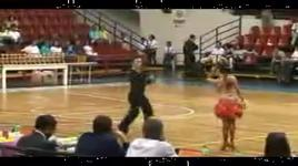 philippine national championships 07 (samba) - dancesport