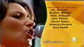 i'm gonna getcha good (cbs early show 2003) - shania twain
