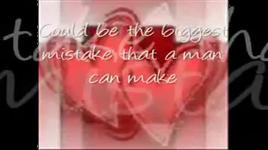 a woman's heart - chris de burgh