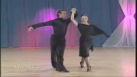 rumba (bronze) - underarm switch turns - slavik kryklyvyy, karina smirnoff, dancesport