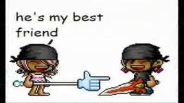 best friend - aqua