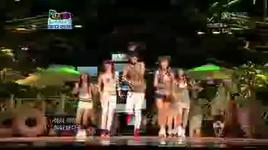 woman on the beach - 3! 4! ( in summer ) - 4minute, 2pm, snsd