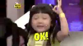 star king little girl dance - baby