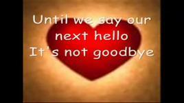 it's not goodbye - laura pausini