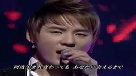 thousand year love song (japanese ver) - live - dbsk