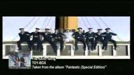 the sailor song - toy box
