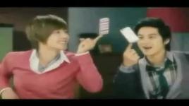 ss501- kim hyun joong quang cao anycall (gee version) - kim hyun joong