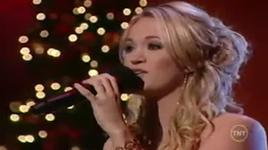 last chistmas [live] - carrie underwood