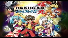 number one battle brawlers(bakugan battle brawlers op1) - psychic lover