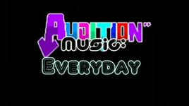everyday(audition bpm 175) - audition