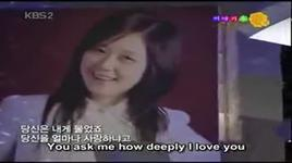 the moon represents my heart - jang nara