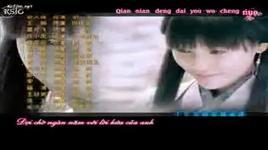 than thoai - hu ge (ho ca), michelle bai bing (bach bang)