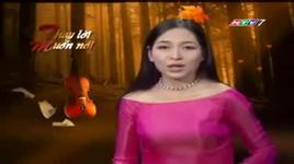 chieu mot minh qua pho (st trinh cong son) - quynh lan