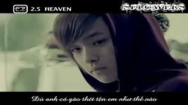 heaven (part 2) - f.t. island