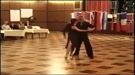 basic rumba routine - allan tornsberg, dancesport