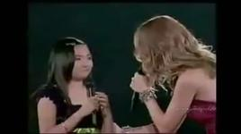 because you loved me [live] - charice, celine dion