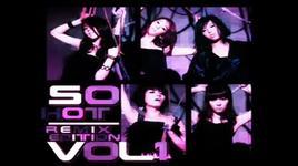 so hot ( remix dj by south crunk ) - wonder girls