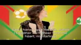 waving flag - nancy ajram, k'naan