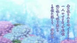 五月雨恋歌 こっそり歌ってみた 【ふにふに】 - hatsune miku