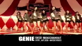 genie (japanese ver) - snsd