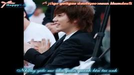 hope is a dream that doesn't sleep (king of baking, kim tak goo ost) - kyu hyun (super junior)