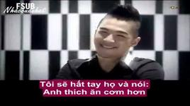 i need a girl (vietsub che: chan pho them com) - bigbang