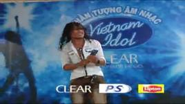 viet nam idol 2010 hau truong 8 thi sinh nam - v.a