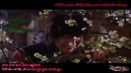 flower letter - park hyo shin