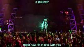 love worlds - hatsune miku 39's giving day concert - hatsune miku
