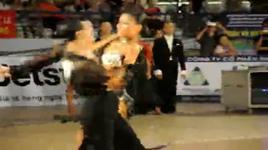 samba (vo dich dancesport mo rong 2009) - dancesport