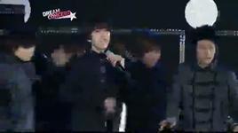 sorry sorry (dream concert live) - super junior