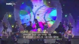 poniteru to shushu (g20 concert live 2010.10.23) - akb48