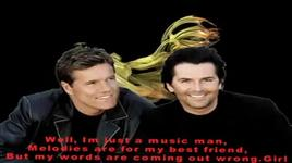 words don't come easy (lyrics) - modern talking