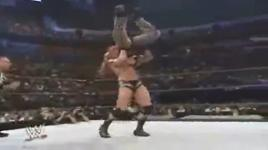 randy orton vs hbk (survivor series 2007 2/3) - wwe