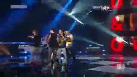 up & down, lucifer (music bank live - 2010.7.23) - shinee