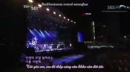 you are my melody (live - vietsub) - dbsk