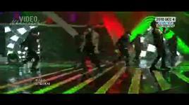 i love you and i love you (music core live 4/12/2010) - oh won bin, miryo (brown eyed girls)