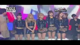 snsd chien thang (music bank live 17/12/2010) - snsd