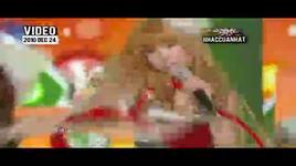 a-ing (music bank live 24/12/2010) - orange caramel