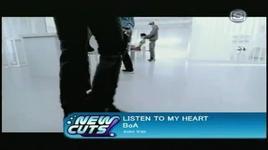 listen to my heart - boa