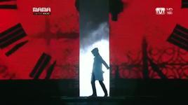 turn it up & double double combo & hallelujah (mama 2010) - t.o.p (bigbang), tae yang (bigbang)