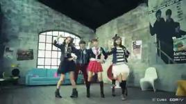 what a girl want - 4minute