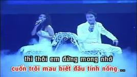 vang trang khoc (live) - nhat tinh anh, khanh ngoc