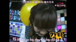 different - tae yeon (snsd), kim bum soo