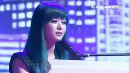 going crazy (music core live 5/3/2011) - ji eun (secret), bang yong guk (b.a.p)