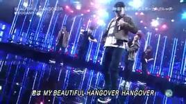 beautiful hangover (live) - bigbang