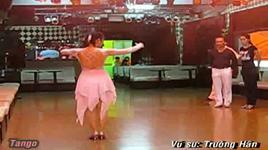 tango - dancesport