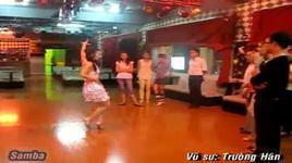 samba - dancesport