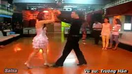 salsa - dancesport