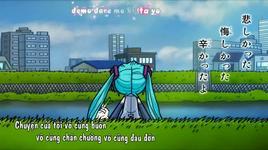 mukashi mukashi no kyou no boku (vietsub) - hatsune miku